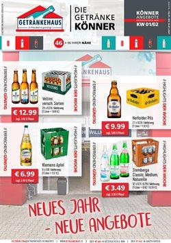 Getränkehaus Katalog ( Abgelaufen )
