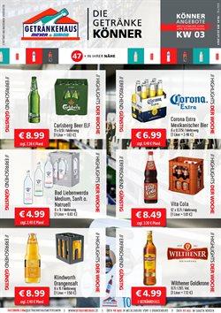 Getränkehaus Katalog ( Läuft heute ab )