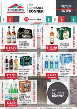 Getränkehaus Katalog ( Läuft morgen ab )