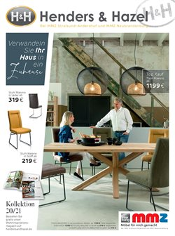 MMZ Möbel Katalog ( Mehr als 30 Tage )