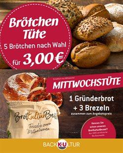 Angebote von Restaurants im K&U Bäckerei Prospekt in Frankfurt am Main ( 4 Tage übrig )
