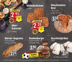 Angebote von Restaurants im K&U Bäckerei Prospekt ( Gestern veröffentlicht)