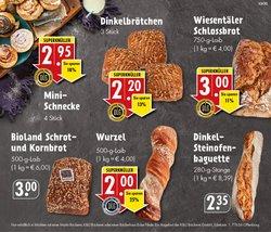 Angebote von Restaurants im K&U Bäckerei Prospekt ( Läuft heute ab)