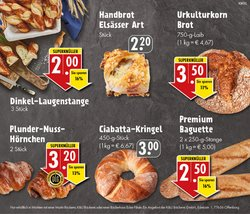 Angebote von Restaurants im K&U Bäckerei Prospekt ( Neu)