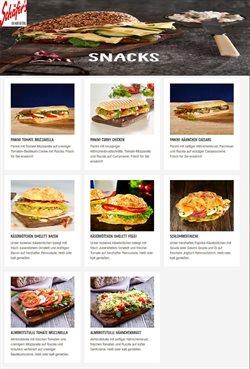 Bäckerei Schäfers Katalog ( Abgelaufen )