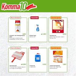 Angebote von Discounter im Komma 10 Prospekt in Berlin ( Läuft morgen ab )
