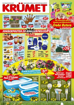 Krümet Sonderposten Katalog ( Abgelaufen )