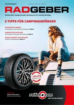 Angebote von Auto, Motorrad und Werkstatt im Reifen Center Prospekt ( 28 Tage übrig)