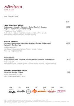 Mövenpick Restaurants Katalog ( 28 Tage übrig )