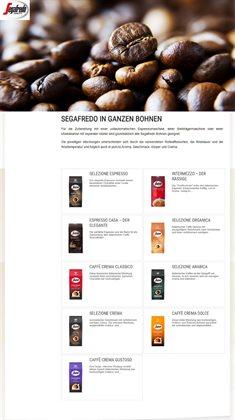 Segafredo Espresso Bar Katalog ( 2 Tage übrig )