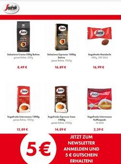 Angebote von Restaurants im Segafredo Espresso Bar Prospekt ( Läuft morgen ab)