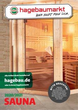 Angebote von Baumärkte und Gartencenter im hagebau Fachhandel Prospekt ( Mehr als 30 Tage)