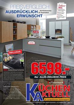 Küchen Aktuell Katalog ( 2 Tage übrig )