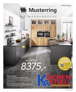 Angebote von Küchen Aktuell im Küchen Aktuell Prospekt ( 2 Tage übrig)