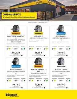 Vergölst Reifen Service Katalog ( Gestern veröffentlicht )