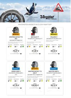 Vergölst Reifen Service Katalog ( Läuft morgen ab )