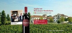 Angebote von Restaurants im Jacqüs Weindepot Prospekt ( 13 Tage übrig)