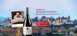 Angebote von Restaurants im Jacqüs Weindepot Prospekt ( 11 Tage übrig)