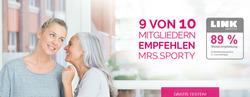 Angebote von Mrs Sporty im Berlin Prospekt