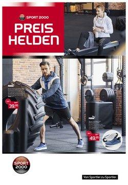Sport 2000 Katalog ( Vor 3 Tagen )