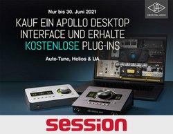Session Music Katalog ( Mehr als 30 Tage )