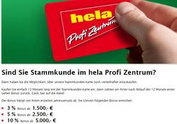 Angebote von hela im Saarbrücken Prospekt