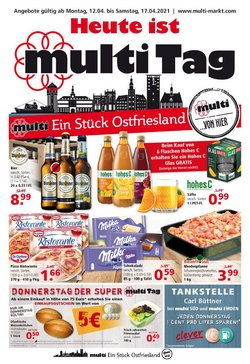 Multi  Markt Katalog ( Läuft heute ab )