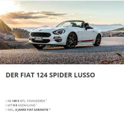Angebote von Fiat im Berlin Prospekt