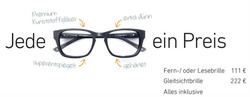 Angebote von Optiker und Hörzentren im eyes and more Prospekt in Berlin