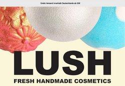 Angebote von Lush im Lush Prospekt ( Läuft morgen ab)