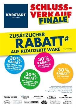 Angebote von Karstadt im Kaltenkirchen Prospekt