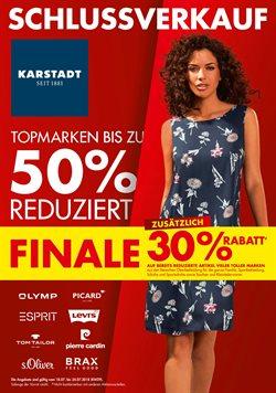 Angebote von Kaufhäuser im Karstadt Prospekt in Bergkamen