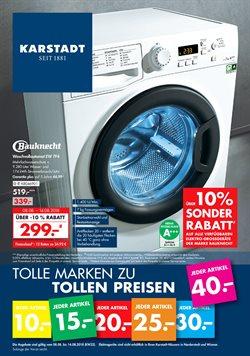 Angebote von Kaufhäuser im Karstadt Prospekt in Gießen