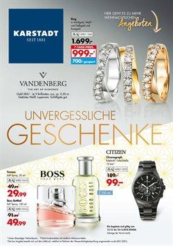 Angebote von Kaufhäuser im Karstadt Prospekt in Magdeburg