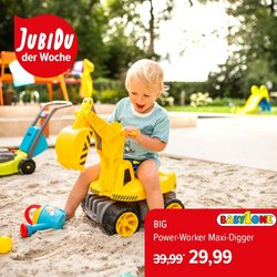 Angebote von Spielzeug und Baby im BabyOne Prospekt ( Läuft heute ab)