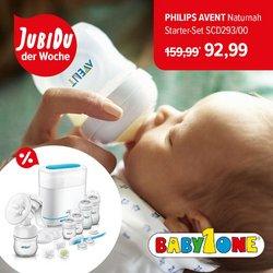 Angebote von Spielzeug und Baby im BabyOne Prospekt ( Gestern veröffentlicht)