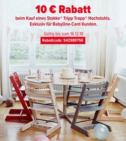 Angebote von BabyOne im Wuppertal Prospekt
