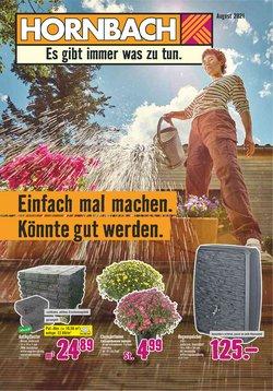 Hornbach Katalog ( Gestern veröffentlicht)