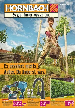 Hornbach Katalog ( 13 Tage übrig)