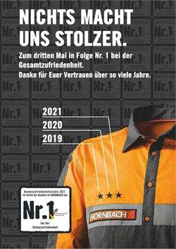 Angebote von Baumärkte und Gartencenter im Hornbach Prospekt ( Läuft morgen ab)