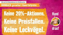 Angebote von Hornbach im Berlin Prospekt