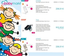 Angebote von Spielzeug und Baby im Baby-Markt Prospekt in Berlin ( Neu )