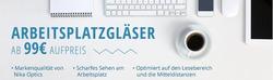 Angebote von Optiker und Hörzentren im Brillenplatz Prospekt in Berlin