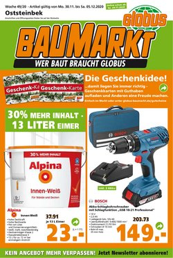 Globus Baumarkt Katalog ( 3 Tage übrig )