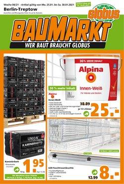 Globus Baumarkt Katalog ( Abgelaufen )