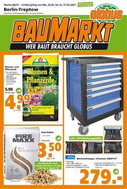 Globus Baumarkt Katalog in Berlin ( Abgelaufen )