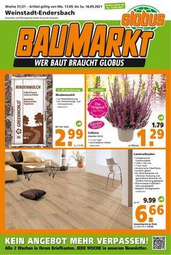 Globus Baumarkt Katalog ( Läuft morgen ab)