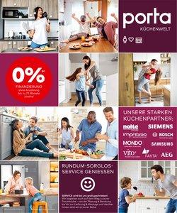 Angebote von Porta Möbel im porta Möbel Prospekt ( 4 Tage übrig)