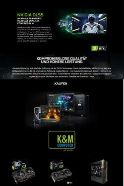 K&M Computer Katalog ( 7 Tage übrig )