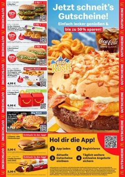 McDonald's Katalog ( Abgelaufen )